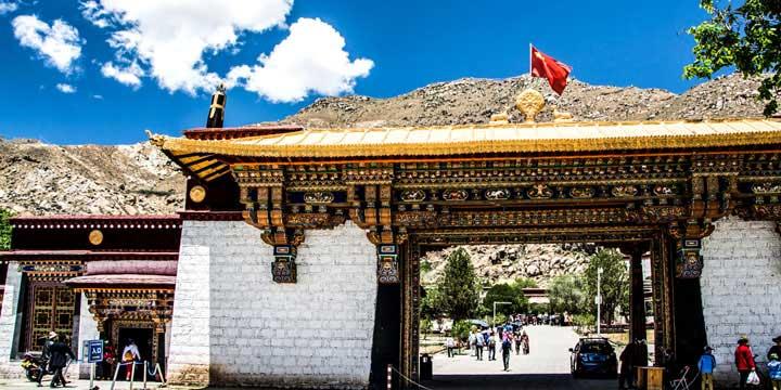 Sera Monastery Tibet