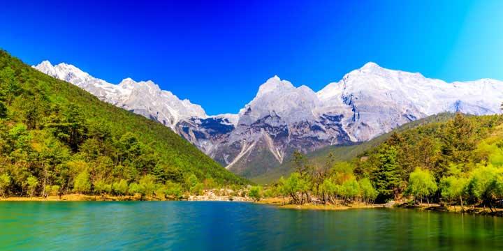 Jade Dragon Snow Mountain Lijiang