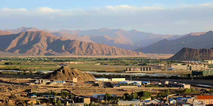 Shigatse City?View