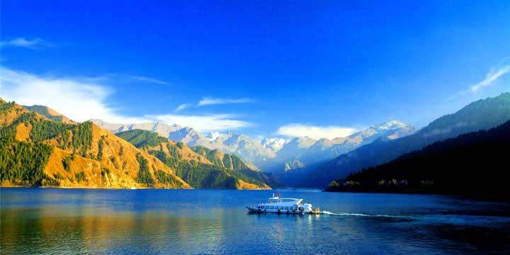 Heavenly Lake (Tianchi)