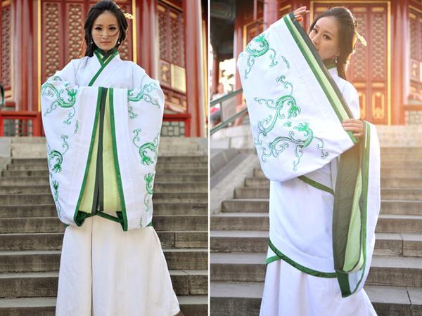 Costume dans la dynastie des Han