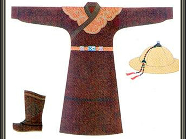 vêtements traditionnels chinois  Pienfu