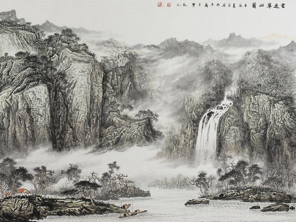 Peintres notables de la peinture traditionnelle chinoise dans l'histoire