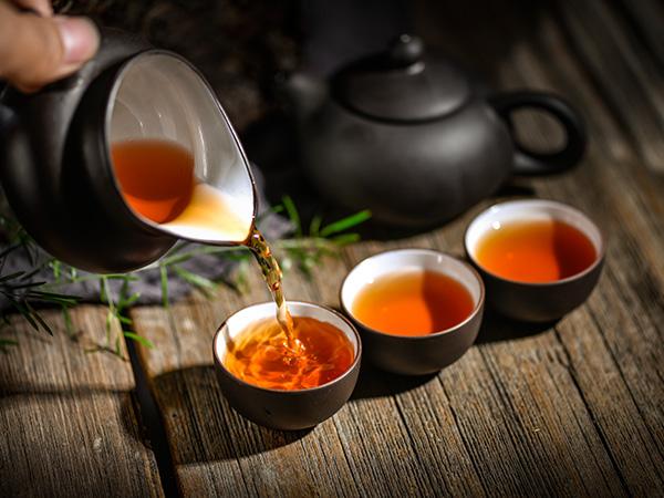 Culture du thé chinois