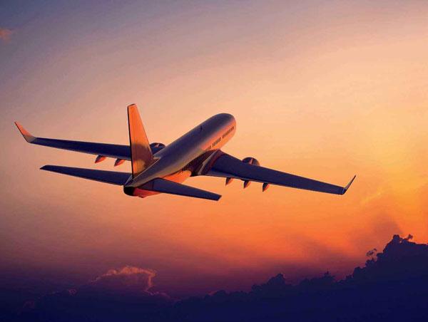 les vols internationaux?