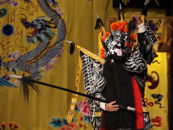 Rôles de l'opéra de Beijing