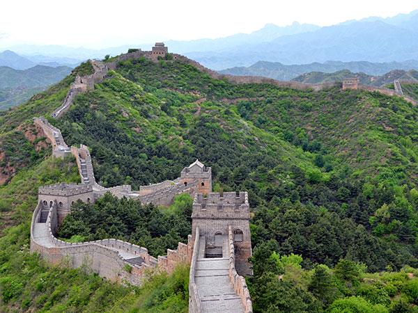 Grande Muraille de Pekin