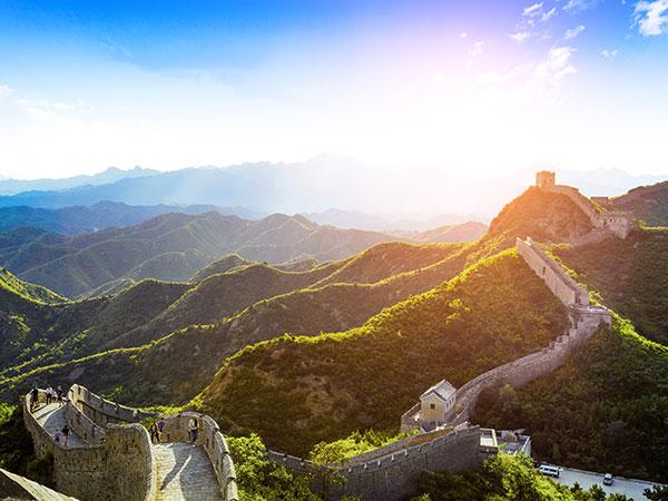 Grande Muraille de Badaling, Chine