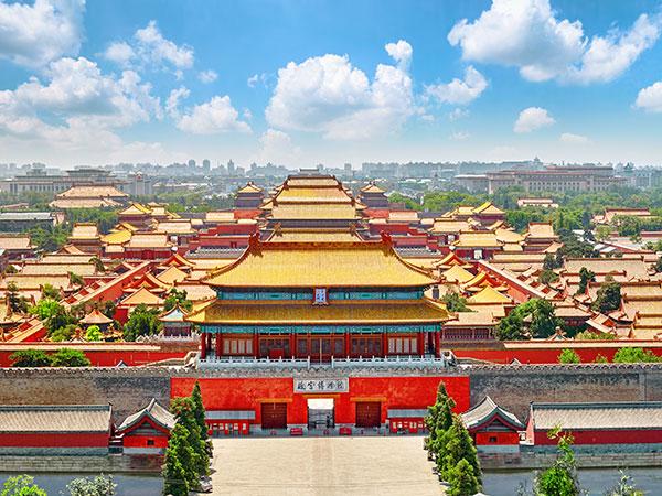 Le meilleur itinéraire à Pékin pendant 4 jours