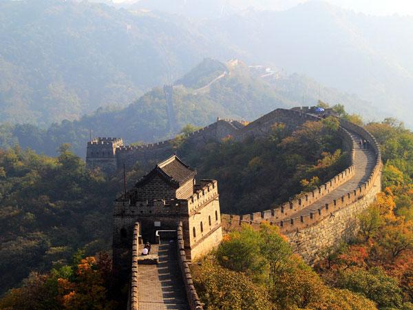 Grande Muraille de Mutianyu, Chine