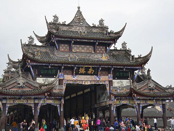 Visite de 4 jours à Chengdu, Dujiangyan et le Mont Qingcheng