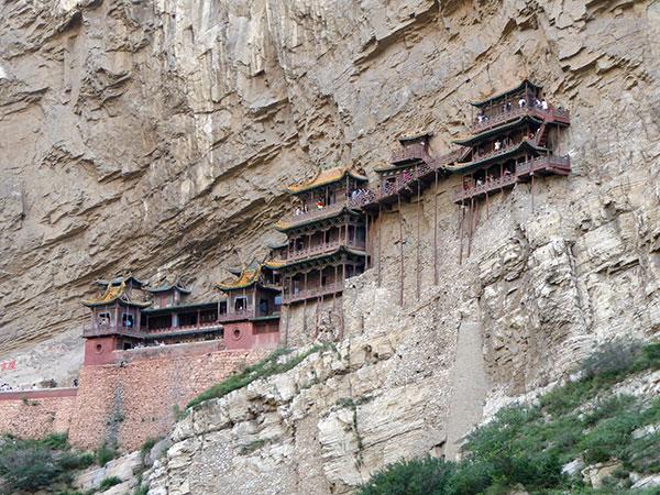 Visite de 14 jours en architecture ancienne en Chine