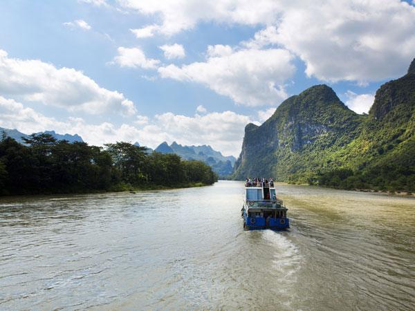 Circuit de 13 jours sur la rivière Li et du Yangtsé