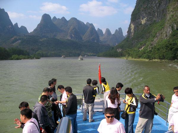 Rivière Li à Guilin