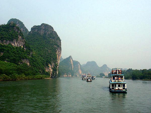 4 jours meilleure tournée de Guilin aux terrasses de Yangshuo et Longji
