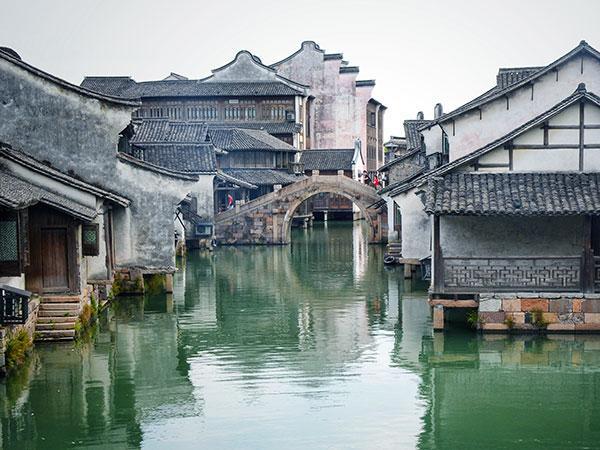 Le meilleur itinéraire à Hangzhou,dans la village aquatique pendant 4 jours