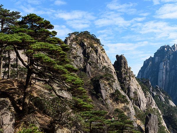 Montagne Jaune à Anhui