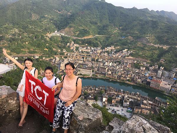 Visite de 6 jours aux villages ethniques et la vieille ville de Guizhou