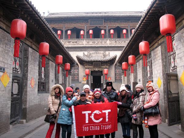 11 jours de visite de la culture antique de la Chine du Nord