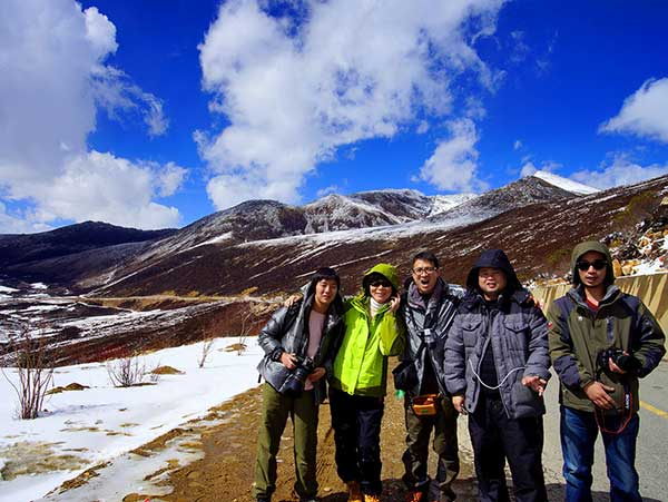 visite du tibet