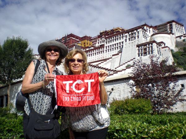 13 jours au Tibet et au pays des merveilles avec les pandas