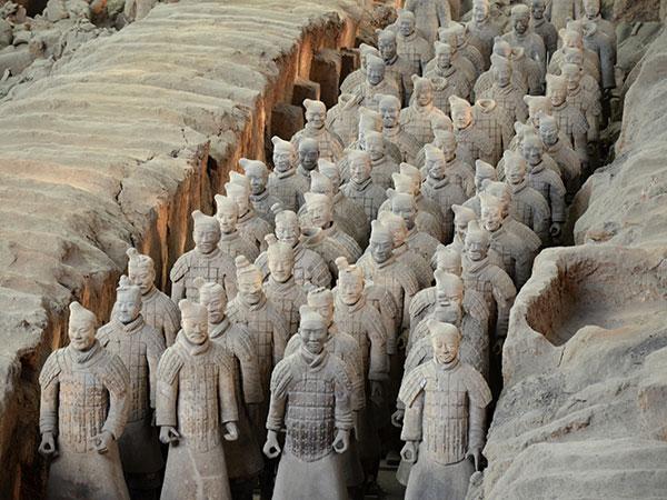 Circuit de 4 jours à Xian pour visiter les site importants