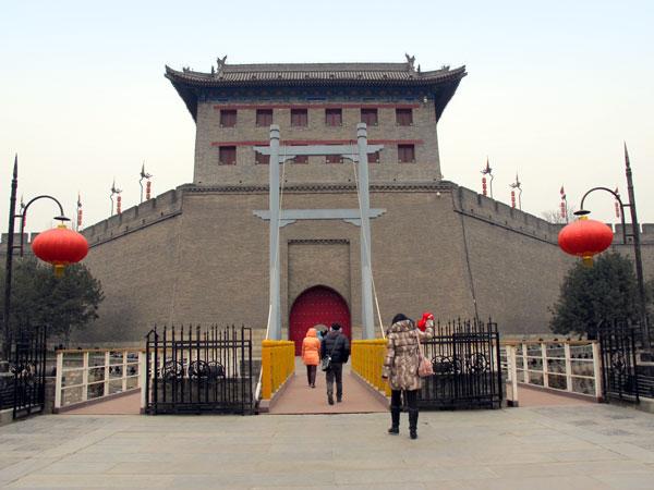 11 jours de voyage en Chine, anciennes villes